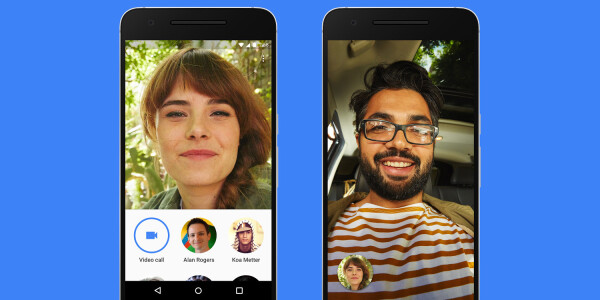 How to invite others to your Google Duo call with a link