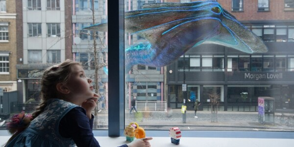 This sci-fi short film turns augmented reality into a creepy psychothriller
