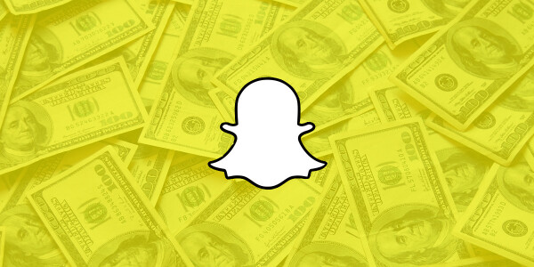 Snap's great quarter somehow ends with shares taking a dip
