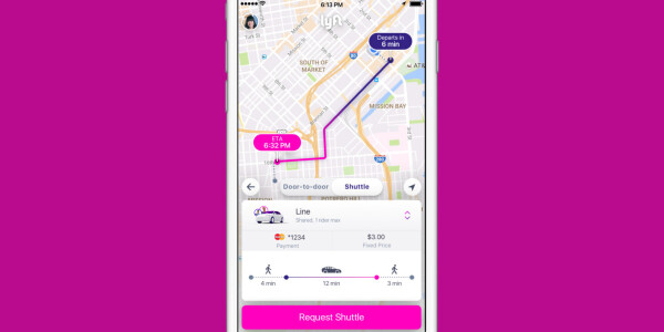 San Francisco is mad that Lyft Shuttle is basically a bus service