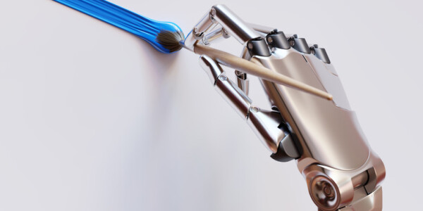 Should robot artists be given copyright protection?