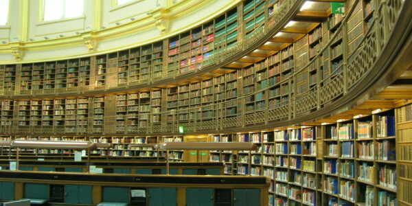 You can be forgotten by Google, but not the British Library