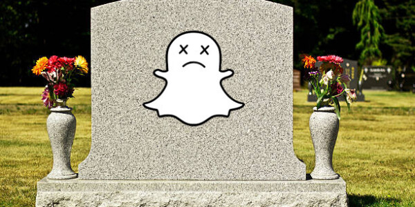 Sorry Snapchat, it's time to say goodbye