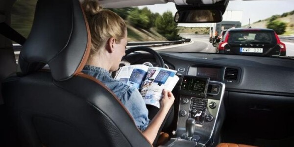 Why driverless car tech is ruining your driving skills