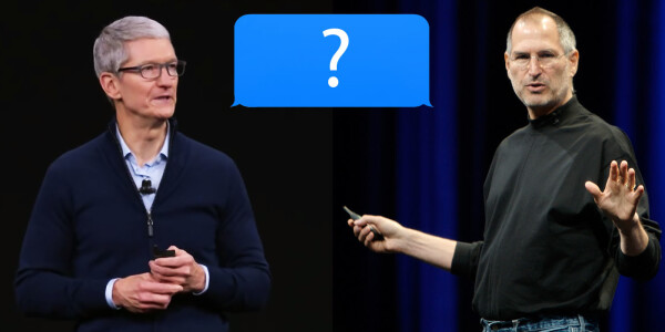 This AI thinks Steve Jobs and Tim Cook have the same speechwriter