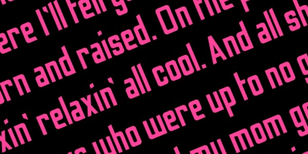 How I made a font from scratch and submitted it to Google in 24 hours