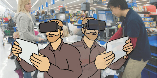 VR can't save retail