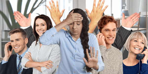 Why 'all hands' customer support makes zero sense