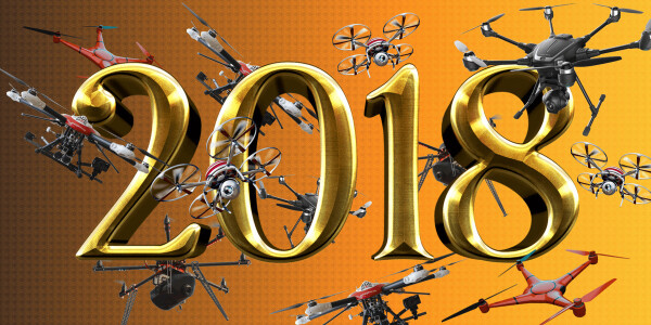 4 ways the drone scene will change in 2018