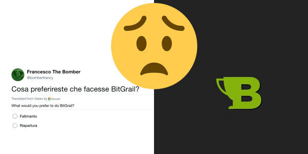 Italian court forces BitGrail CEO to repay $170M in 'lost' cryptocurrency