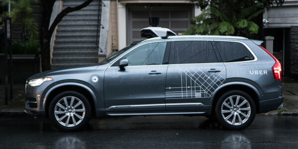 Uber's off the hook for its self-driving car's fatal accident — but what about human drivers?