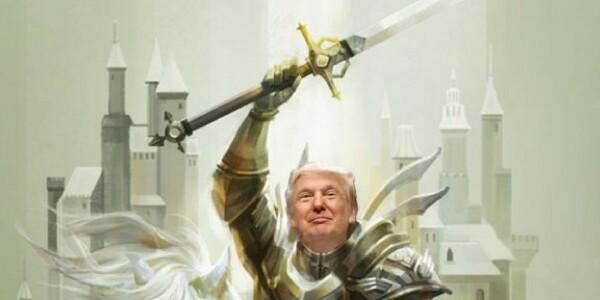 How the 'Deus Vult' gaming meme turned far-right