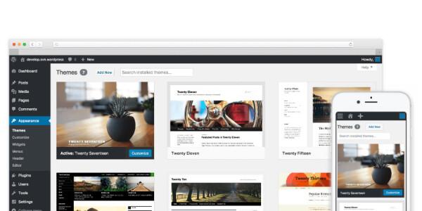 30% of all sites now run on WordPress