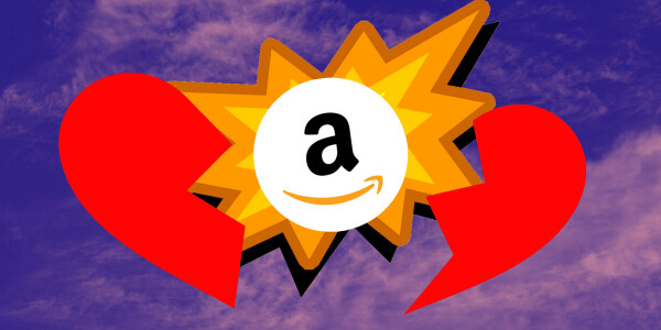 Selling products on Amazon severs the ties with your customers