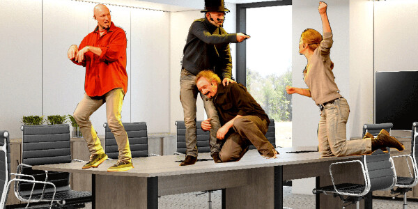 Here's how improv can make your business better