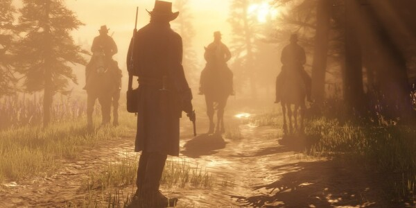 One year later, Red Dead Redemption 2 might still be my GOTY