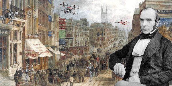 Why London in 1854 was the world's first smart city