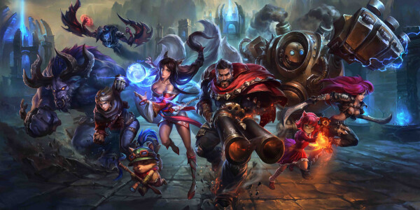 Riot's message to esports pros: We want no part of Hong Kong controversy
