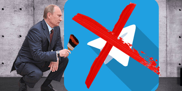 Russia blocking Telegram showed us how fragile the internet is