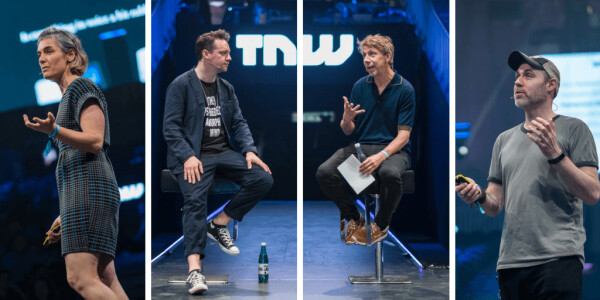 The psychology of DJing and the future of music at TNW2018