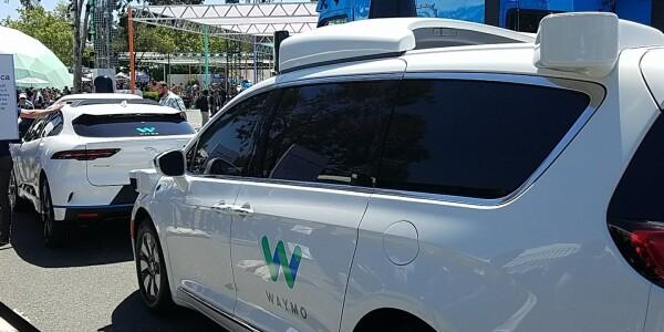 Robo-taxi company Waymo now has two CEOs