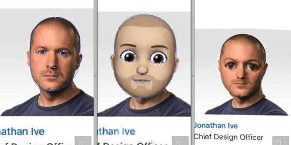 Apple's emojified execs sure look awful as humans
