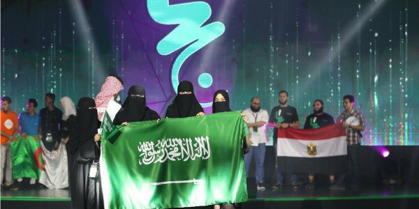 All-female Saudi team reigns supreme at world's largest hackathon