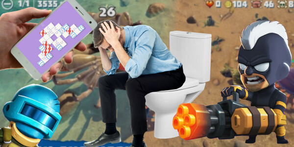 The week's best Android games to play while pretending to poop at work