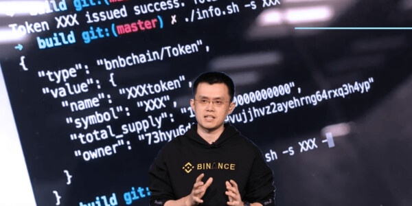 Binance suddenly finding $775,000 in XLM is totally not a publicity stunt