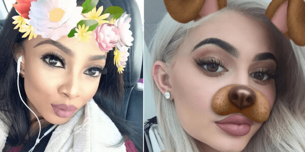 Teens are seeking cosmetic surgery to look like their favorite Snapchat filters