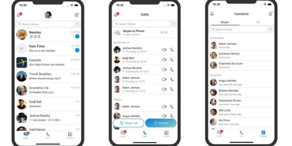 Skype has yet another new design, but hasn't fixed its core problems