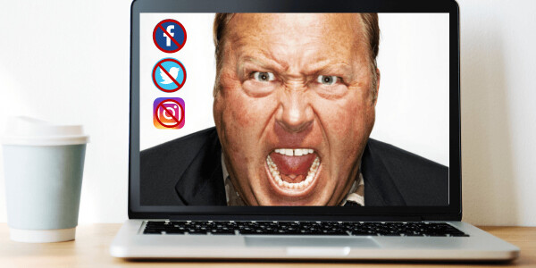 Bans aren't the answer to problematic social media accounts