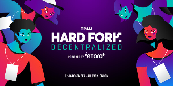 We're giving away 5 free tickets to our blockchain event, Hard Fork Decentralized