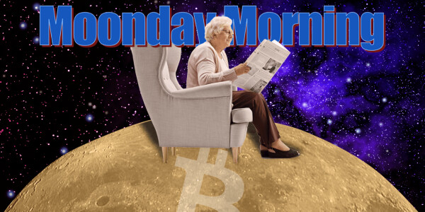 Moonday Mornings: Microsoft helped Louis Vuitton put overpriced rags on the blockchain