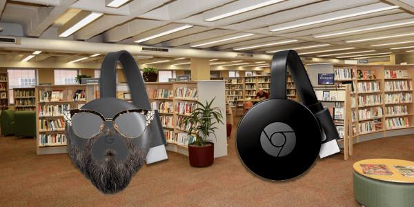 Google's new Chromecast looks suspiciously similar to its old Chromecast