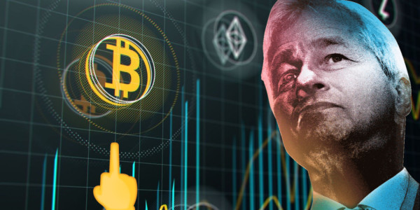 JP Morgan claims big institutions are hot for its (non-)cryptocurrency