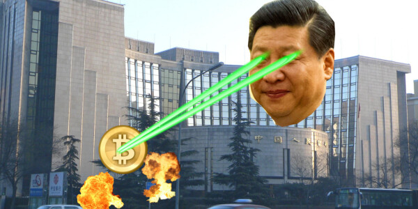 China is forcing blockchain devs to dox users, censor content