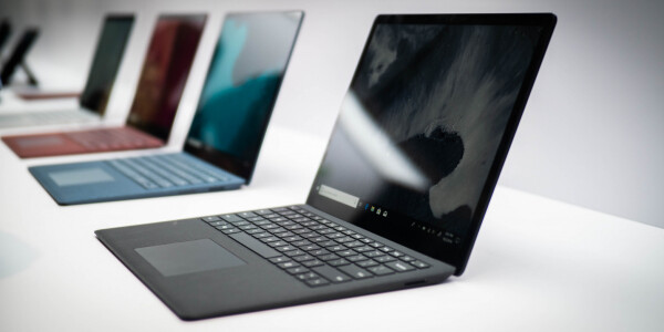 Hands-on: Microsoft's new Surface Pro, Laptop, and Studio add specs but little more