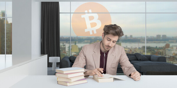 Bitcoin and blockchain books for every reading level — from baby to big brain