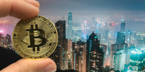 Hong Kong: Bitcoin 'millionaire' throws money from rooftop, gets arrested
