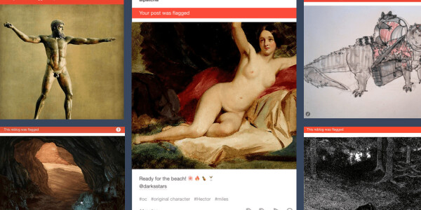 How to save all your (NSFW) Tumblr content before it's too late