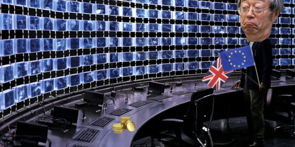 Hello Big Brother: EU wants to manage your digital identity on the blockchain