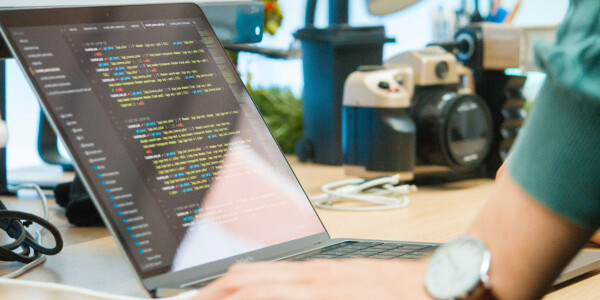 Over 65 percent of new developers are self-taught. I'm surprised it's not 100 percent