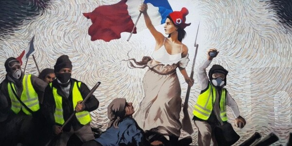 $1K worth of Bitcoin is hidden inside this French street art