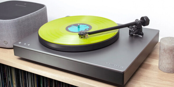 Vinyl made a surprise but welcome resurgence at CES