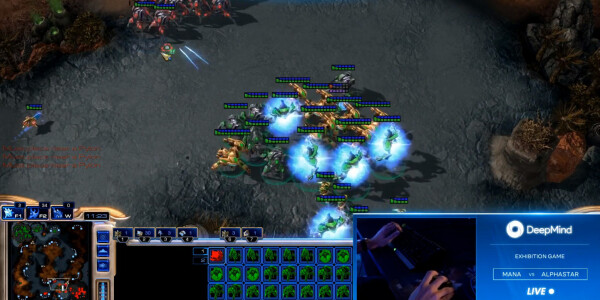 How DeepMind's AI defeated top players at StarCraft II