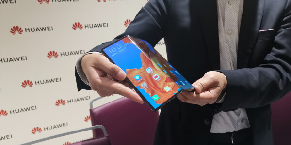 First look at the Huawei Mate X: attractive, powerful, and unspeakably pricey
