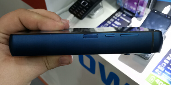 Energizer's ridiculous 18,000 mAh smartphone is an absolute unit