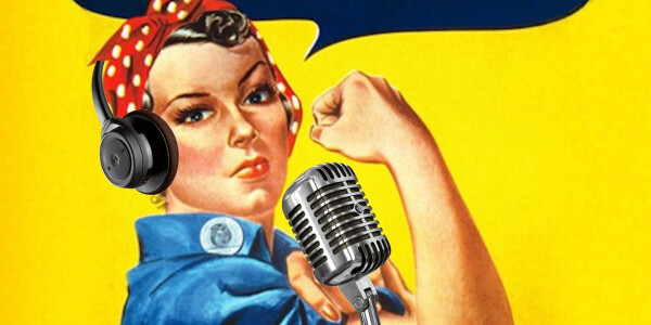 Here are the 11 female-led podcasts you should be listening to