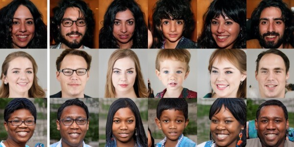 Thispersondoesnotexist.com is face-generating AI at its creepiest